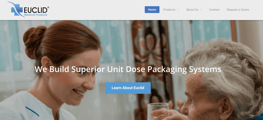 Unit Dose Packaging products