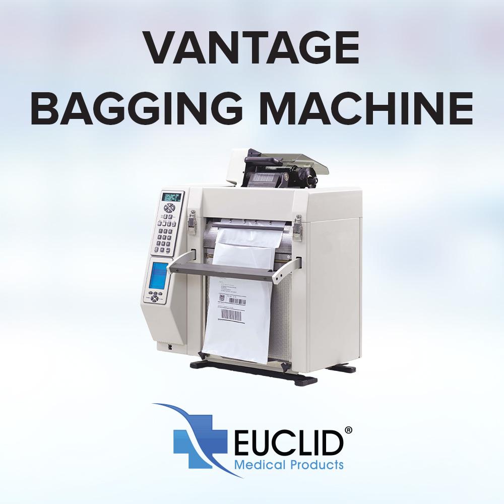 Vantage Bagging Machine - Euclid Medical Products