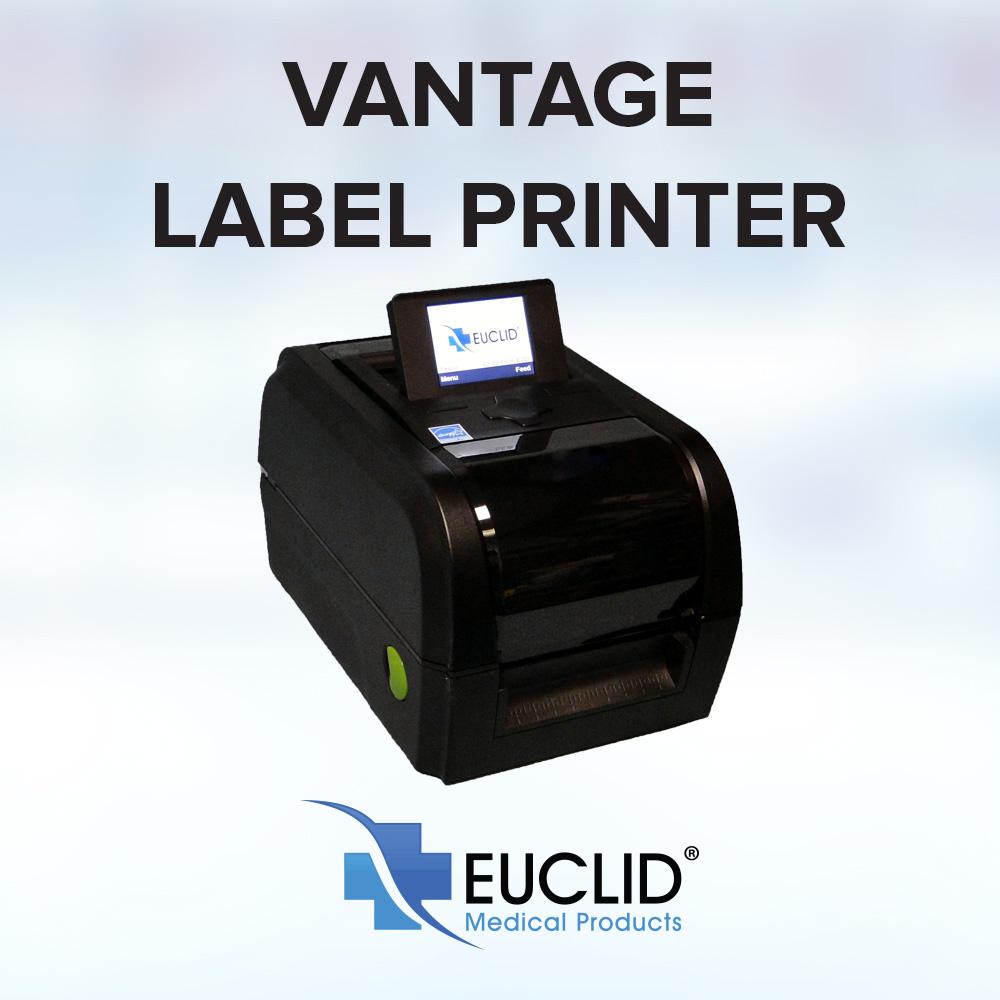 Vantage Label Printer - Euclid Medical Products